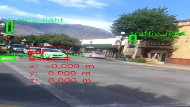 AI backpack vision