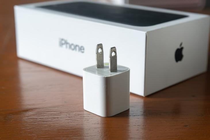 Apple fined for $2 million for not including charger