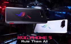 Asus ROG Phone 5 Series with 144Hz Display, Snapdragon 888 Launched Starting at Rs. 49,999