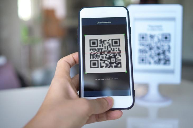 Best Barcode and QR Code Scanners on Android and iOS shutterstock website