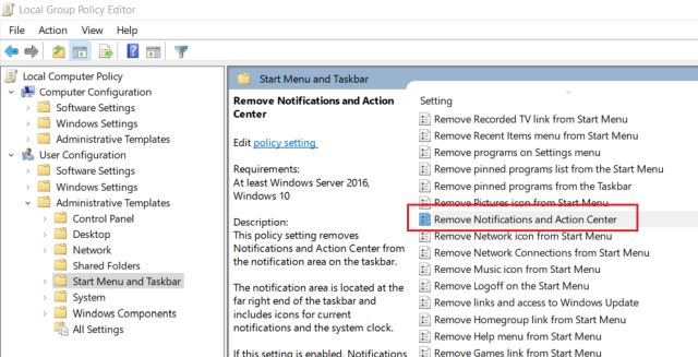 Fix 'Action Center Greyed Out on Windows 10' Issue (2021)
