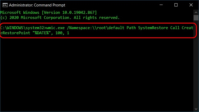 How to Enable and Create a System Restore Point on Windows 10