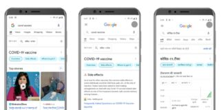 Google India Will Show COVID-19 Vaccination Centers on Search, Maps and Google Assistant