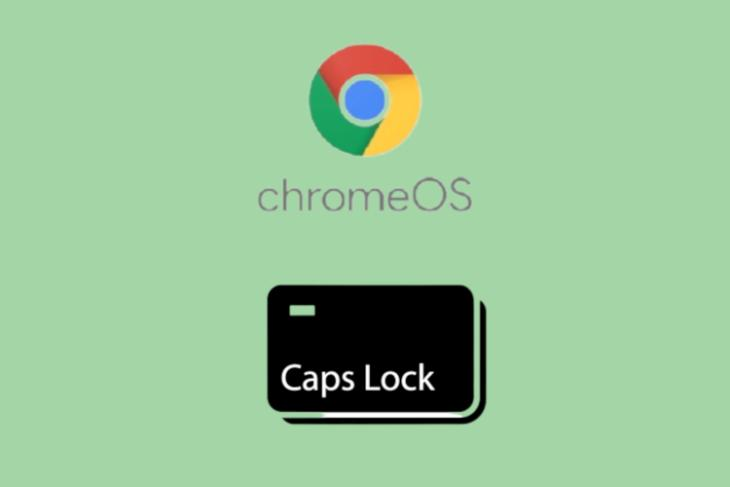 How to Enable Caps Lock Key on a Chromebook