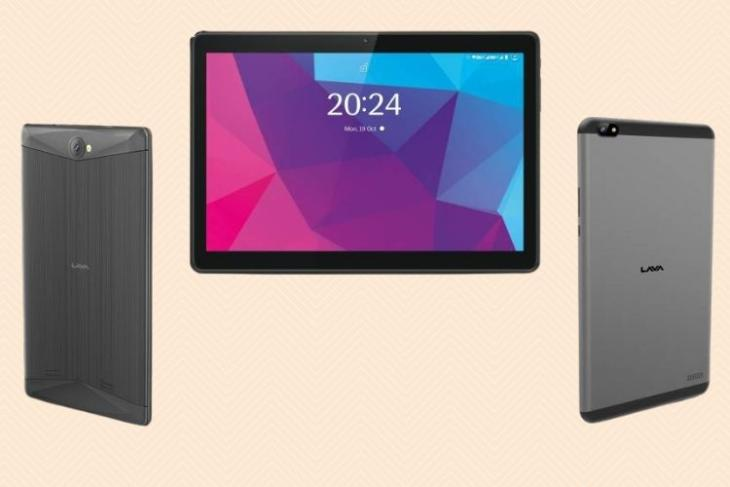 Lava launches e-education series tablets in India