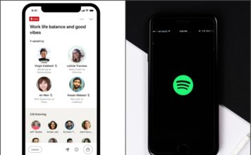 LinkedIn and Spotify working on clubhouse like feature