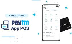 Paytm smart pos feature for NFC Android phones