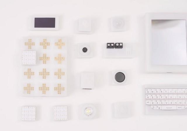PocKit is a compact modular computer