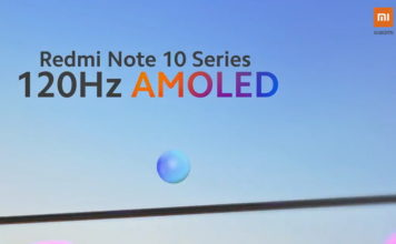 Redmi Note 10 Series Confirmed to Arrive with 120Hz Super AMOLED Display
