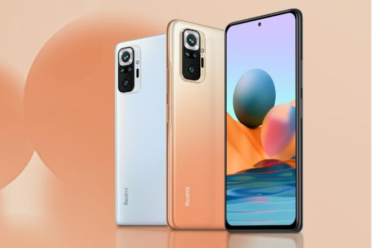 Redmi Note 10 series launch in India