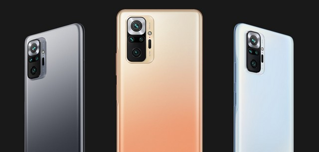 Redmi Note 10 series launched in India