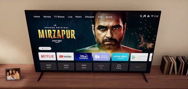 Redmi Smart TVs X-series launched in India