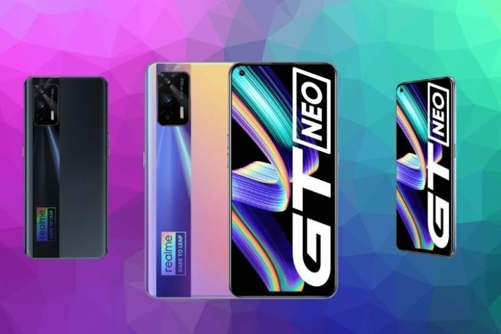 Realme GT Neo launched in China