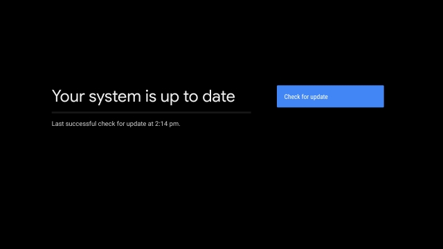 Google TV Showing Data May Be Corrupt? Here is The Fix