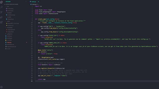 andromeda Visual Studio Code Theme