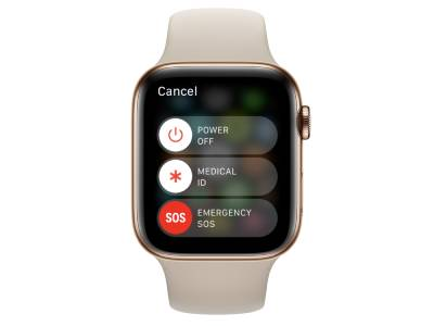 apple watch issue fix - power off device