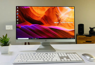 Asus AiO V241 First Impressions: A Solid All-in-One for Your Home Office