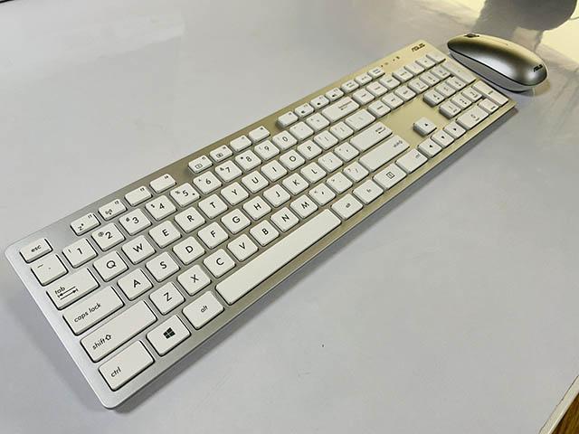 asus v241 keyboard mouse