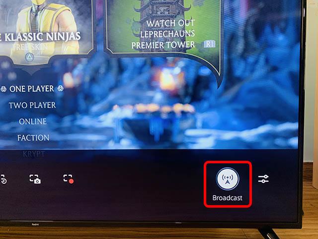 stream playstation 5 games on twitch