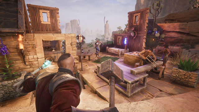 conan exiles is another game like Valheim