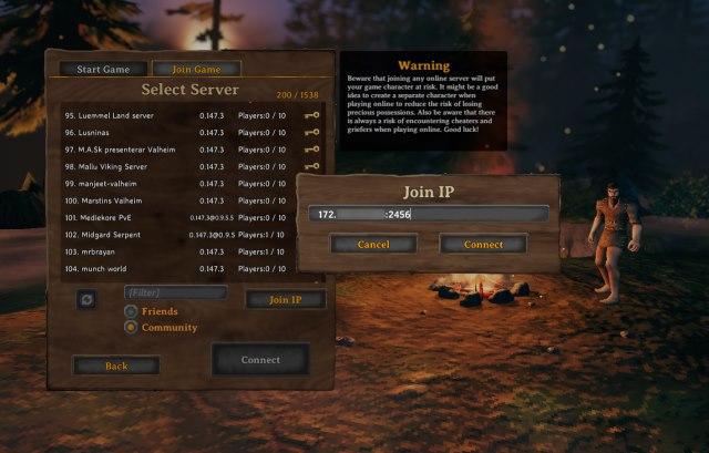 how to setup dedicated server