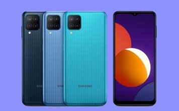 galaxy m12 launched