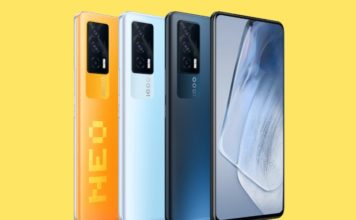 iqoo neo 5 launched China / iQOO 7 in India