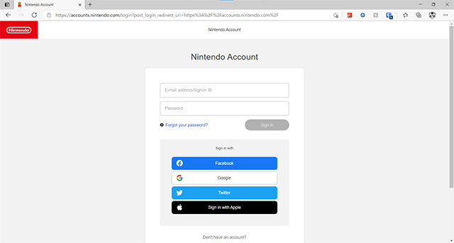 How to Enable Two Factor Authentication (2FA) for Your Nintendo Switch Account