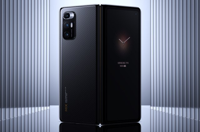 mi mix fold ceramic special edition