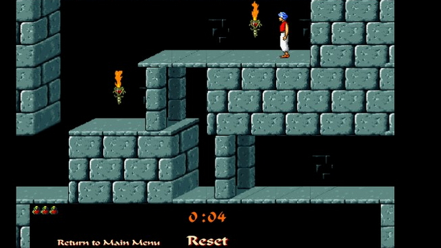 prince of persia browser game