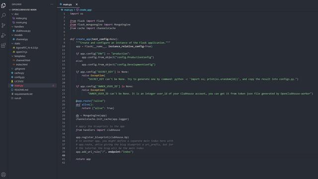reUI Visual Studio Code Theme