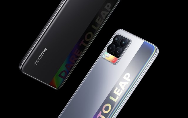 realme 8 launched in India