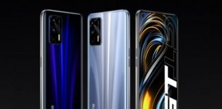 realme GT launched in China