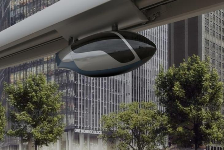 reliance invests in skytran