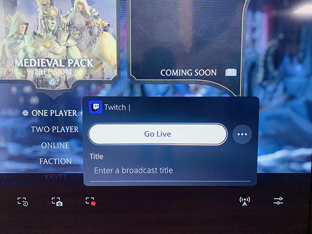 stream ps5 games twitch