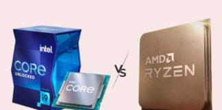 Intel i9-11900K vs AMD Ryzen 9 5950X: Battle of Desktop Chips