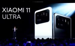 xiaomi mi 11 ultra, mi 11 pro launched