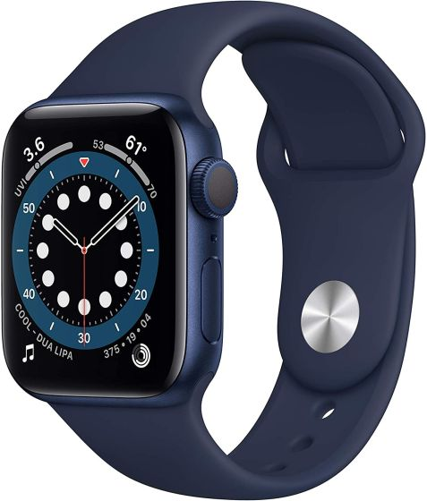 1. Apple Watch Series 6 / SE Best Smartwatches You Can Buy in 2021