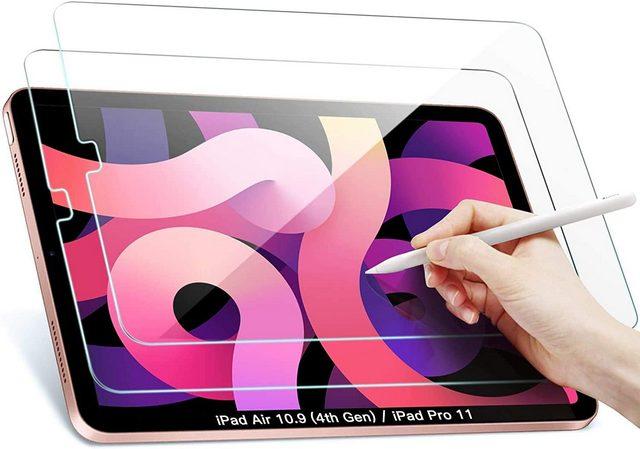أفضل واقي شاشة من الزجاج المقوى لجهاز iPad Pro مقاس 11 بوصة من الجيل الثالث (2021)