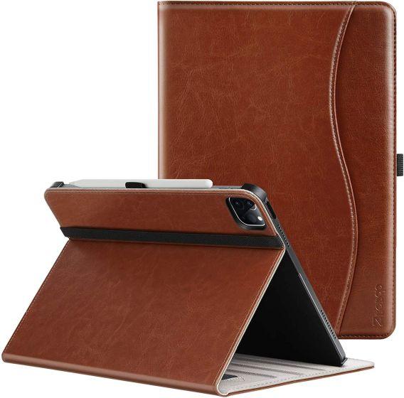 6. ZtotopCases Premium PU Leather Case