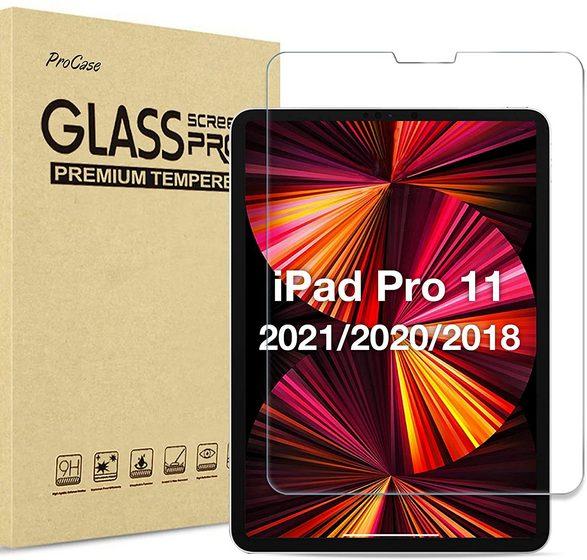 أفضل 10 واقيات شاشة لجهاز iPad Pro مقاس 11 بوصة 2021