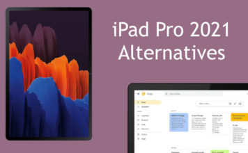 8 Best iPad Pro 2021 Alternatives You Can Buy
