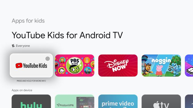 select kid apps