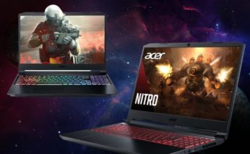 Acer nitro 5 with ryzen 5000-series CPU launched in India