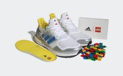Adidas Ultraboost DNA X Lego Plates Shoes
