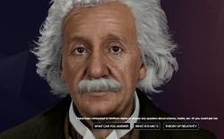 Albert einstein AI chatbot