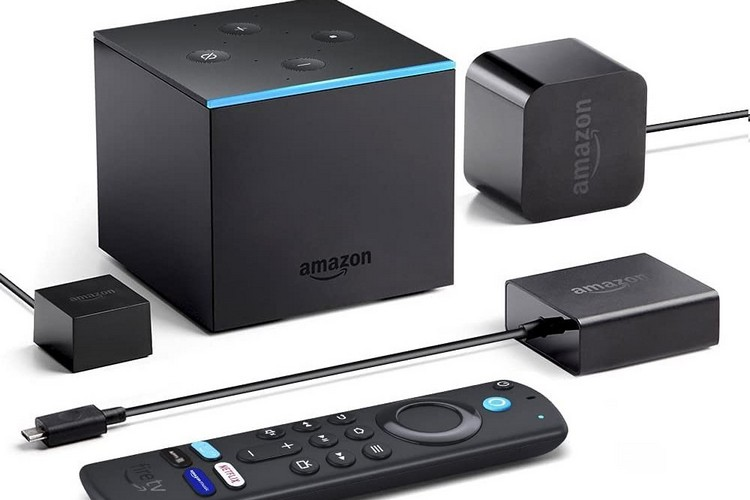 تم إطلاق Amazon Fire TV Cube مع دعم Alexa في الهند