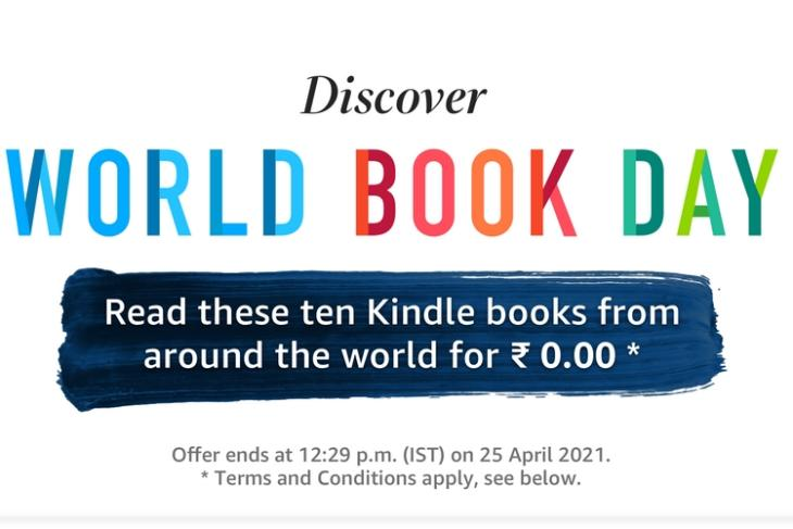 Amazon Offers 10 Kindle Ebooks to Celebrate World Book Day; Here's How to Claim Them