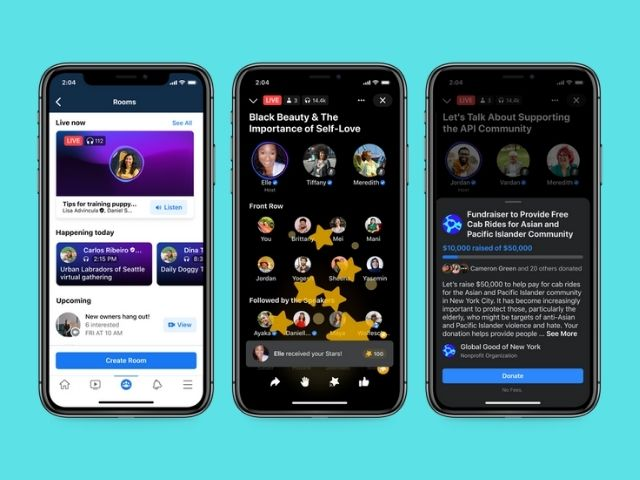 Facebook announces new audio products