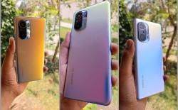 First look at the Xiaomi Mi 11X-series